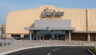 The Warner Brothers studio in North London home to the Harry Potter studio tour. Picure David Parker 01/03/12